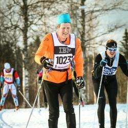 Skiing 90 km - Fredrik Lundberg (10232)