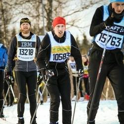 Skiing 90 km - Christian Ryngefors (10583), Anders Johansson (13218)