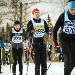 Skiing 90 km - Christian Ryngefors (10583)