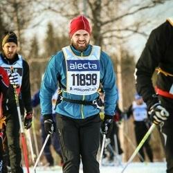 Skiing 90 km - Fredrik Sivertsson (11898)
