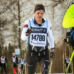 Skiing 90 km - Anders Geeber (14788)
