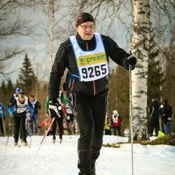 Skiing 90 km - Jonas Lundell (9265)