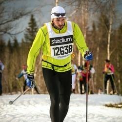 Skiing 90 km - Gunnar Gradmark (12638)