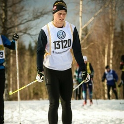 Skiing 90 km - Marcus Olsson (13120)