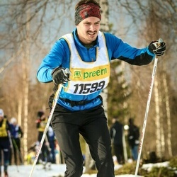 Skiing 90 km - David Roos (11599)