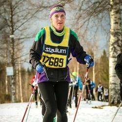 Skiing 90 km - Susanne Söderholm (17689)