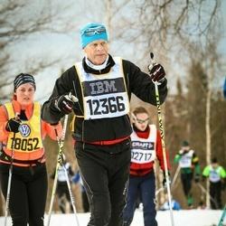 Skiing 90 km - Hans Lundberg (12366)