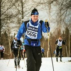 Skiing 90 km - Johnny Björklund (15656)