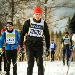 Skiing 90 km - Fredrik Hansson (12602)