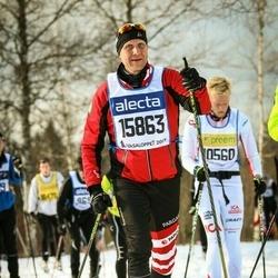 Skiing 90 km - Torbjörn Lindström (15863)