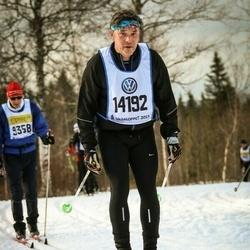 Skiing 90 km - Mats Englund (14192)