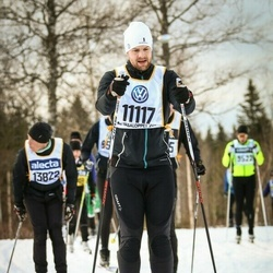 Skiing 90 km - Simon Lilliehorn (11117)