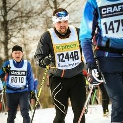 Skiing 90 km - Kenny Paavola (12448)