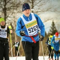 Skiing 90 km - Björn Fredriksson (9269)