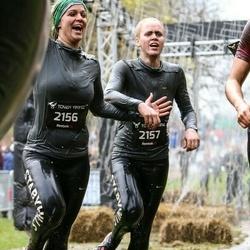 Tough Viking Göteborg - Erika Bertilsson (2156), Elin Arvidsson (2157)