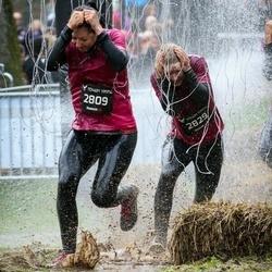 Tough Viking Göteborg - Emelie Axelsson (2809), Jessica Simonsson (2829)
