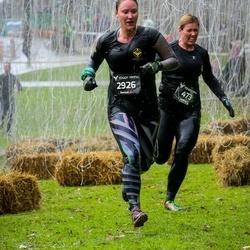 Tough Viking Göteborg - Teresa Roslin (473), Alma Svensson (2926)
