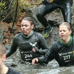 Tough Viking Göteborg - Lindalie Richwald (244), Ida Westerholm (277)