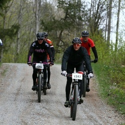 Dalsland XC - Glenn Pettersson (1247), Anders Fladeby (1342)