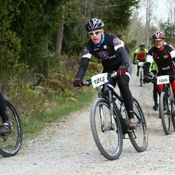 Dalsland XC - Olle Andersson (1045), Niklas Gustavsson (1213)