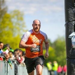 Tough Viking Stockholm Hagaparken - Brent Blazek (3325)