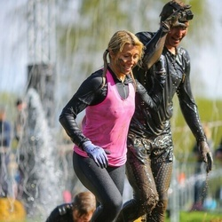 Tough Viking Stockholm Hagaparken - Alexander Norell (109), Natasha Von Reymond (110)