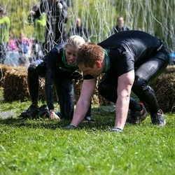 Tough Viking Stockholm Hagaparken - Isabelle Almqvist (993), Jeffrey Luckhurst (994)