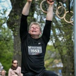 Tough Viking Stockholm Hagaparken - Åke Falck (1553)