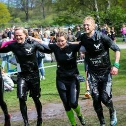 Tough Viking Stockholm Hagaparken - Victoria Wahl (3702), Jussi Sirén (3704), Saana Tolonen (3705)