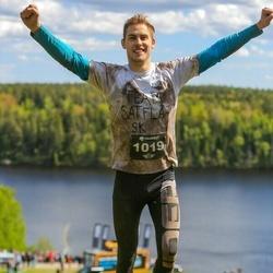 Toughest Stockholm - Jonathan Larsson (1019)