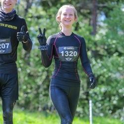 Toughest Stockholm - Erik Olsson (1207), Elna Fajersson (1320)