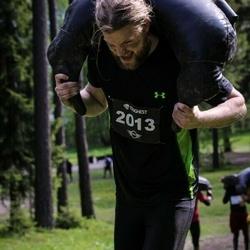 Toughest Stockholm - Daniel Cederwall (2013)