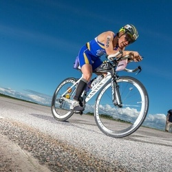ITU Long Distance Triathlon World Championships - Carina Forsberg (599)