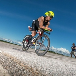 ITU Long Distance Triathlon World Championships - Mark Christie (1021)