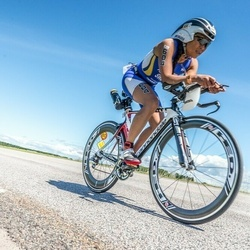 ITU Long Distance Triathlon World Championships - Sara Alvaeus (604)