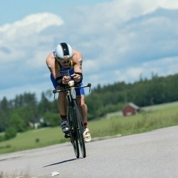 ITU Long Distance Triathlon World Championships - Henrik Jansson (910)