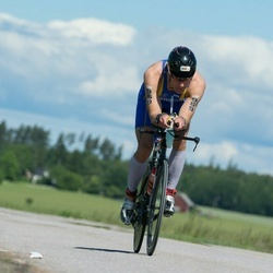 ITU Long Distance Triathlon World Championships - Mikael Asp (969)