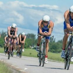 ITU Long Distance Triathlon World Championships - Simon Wahlström (812), Christoffer Rappe (967)