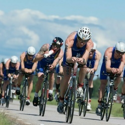 ITU Long Distance Triathlon World Championships - Erik Olsson (905), Jimmy Olofsson (970), Ulrik Snygg (1069)