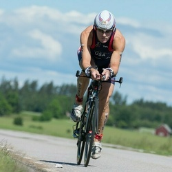 ITU Long Distance Triathlon World Championships - Kyle Welch (1215)