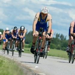 ITU Long Distance Triathlon World Championships - Andreas Weckfors (868), Henrik Mosén (908)