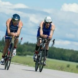 ITU Long Distance Triathlon World Championships - Peter Schröder (928), Frederic Jaeckert (1091)