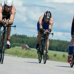 ITU Long Distance Triathlon World Championships - Martyn Lloyd-Davies (1095), Shane Clapperton (1124), Rickard Schuber (1152)