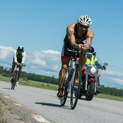 ITU Long Distance Triathlon World Championships - Daniel Dalla Bernardina (932)