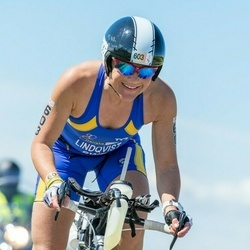 ITU Long Distance Triathlon World Championships - Johanna Lindqvist (603)