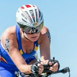 ITU Long Distance Triathlon World Championships - Jeanette Eliasson (551)