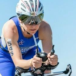 ITU Long Distance Triathlon World Championships - Anna Madsen (545)