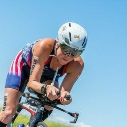 ITU Long Distance Triathlon World Championships - Mary Eyke (588)