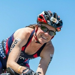 ITU Long Distance Triathlon World Championships - Adrienne Oday (586)