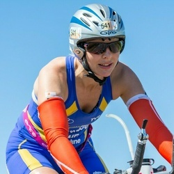 ITU Long Distance Triathlon World Championships - Karolina Silfverberg (541)